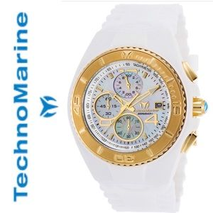 TechnoMarine Cruise Jellyfish Chronograph Watch